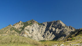 altai Bellezza delle montagne bianche Immagine Stock