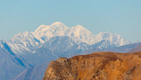 Altai - Belukha Fotografie Stock Libere da Diritti