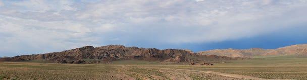 Altai berg. Härligt höglands- landskap fotografering för bildbyråer