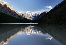 Altai berg russia Arkivfoto