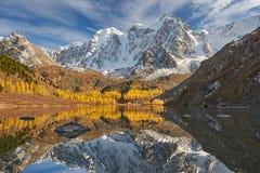 Altai berg, Ryssland, Sibirien royaltyfri fotografi