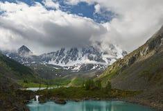 Altai-Berge Stockbild