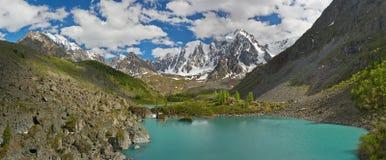 Altai-Berge Lizenzfreies Stockfoto