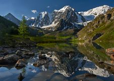 Altai-Berge Lizenzfreie Stockbilder