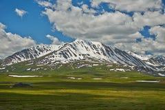 Altai-Berge Stockfoto