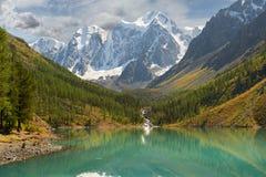 Altai Berge Stockfotos