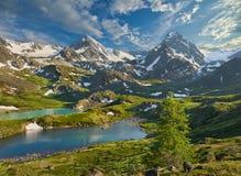 Altai Berge Lizenzfreie Stockfotos