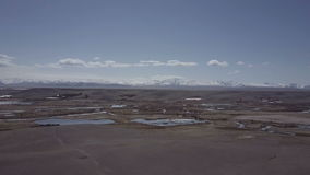 Altai Berge Schöne Hochlandlandschaft Russland sibirien stock footage