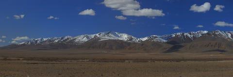 Altai Berge Schöne Hochlandlandschaft Russland sibirien Stockbilder