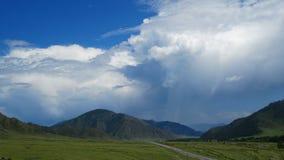 altai Centrale Altai di bellezza Fotografia Stock Libera da Diritti