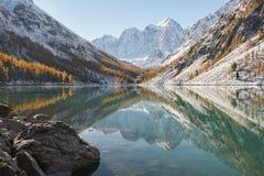 Βουνά Altai, Ρωσία, Σιβηρία στοκ φωτογραφία