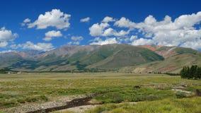 altai Cresta di Kurai Immagini Stock