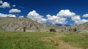 altai Cresta di Kurai Fotografia Stock Libera da Diritti