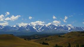 altai Cresta di Nord-Chui Immagini Stock
