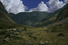Altai della montagna Fotografia Stock Libera da Diritti