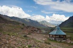 Altai della montagna Immagini Stock