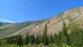 altai duże krajobrazowe halne góry Zdjęcie Royalty Free