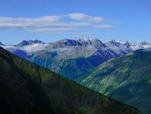 altai dzień trwać góry lato Fotografia Royalty Free
