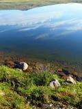 altai jezior halny plateau ukok Zdjęcia Royalty Free