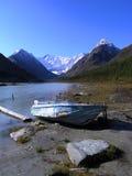 altai Lago Akkemskoe Immagini Stock Libere da Diritti