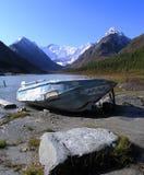 altai Lago Akkemskoe Fotografie Stock