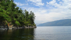 altai Lago Telets Fotos de Stock