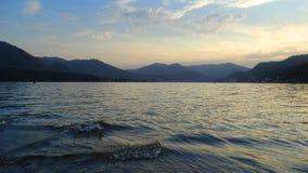altai Lago Telets Immagini Stock Libere da Diritti
