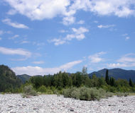 Altai landscape Royalty Free Stock Images