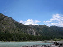Altai landscape Royalty Free Stock Image