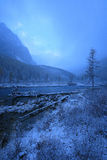 Altai Mountains Stock Photo