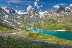 Free Altai Mountains Stock Images - 57006914