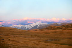 Altai mountains. Beautiful highland landscape Royalty Free Stock Photography