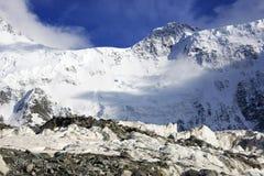 The Altai Mountains, Belukha Peak Royalty Free Stock Photo