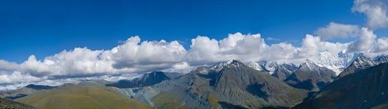 Altai mountains manorama Stock Images