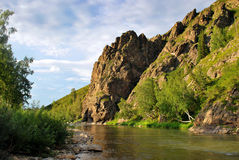 Altai natura obrazy stock