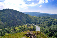 Altai nature Royalty Free Stock Photos
