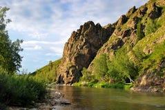 Altai nature Stock Images
