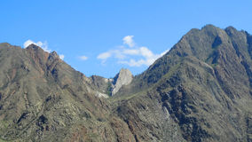 altai Paesaggio della montagna Fotografia Stock
