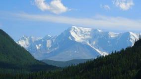 altai Paesaggio della montagna Immagine Stock Libera da Diritti
