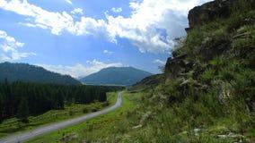 altai Piękno centrala Altai Zdjęcia Stock