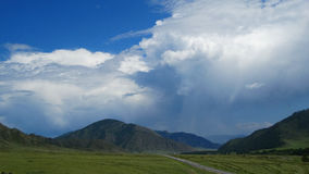 altai Piękno centrala Altai Fotografia Royalty Free