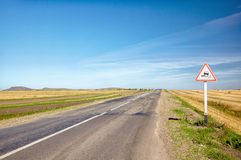 Altai road Royalty Free Stock Photography