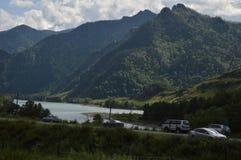 Altai, Sibéria, natureza, Rússia, montanhas Foto de Stock