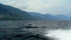altai Telets jezioro Obraz Royalty Free