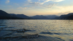 altai Telets jezioro Obrazy Royalty Free