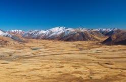 altaidagar sist bergsommar Arkivbild