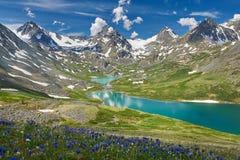 altaidagar sist bergsommar arkivbilder