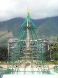 Altamira ajusta, Francia Square, Francia Square, Luis Roche Altamira cuadrado, Caracas, Venezuela fotografía de archivo libre de regalías