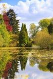 Altamont-Garten Stockfotografie