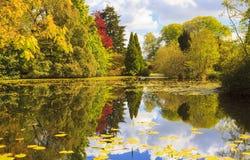 Altamont-Garten Lizenzfreie Stockbilder